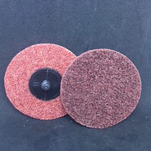 abrasive disc for drill