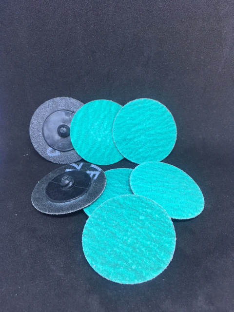Blue Paint Stripping Disc